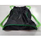 125X Deluxe Back Pack, Black/Green OR Black/Orange