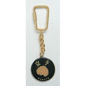 787 Karate Fist Key Chain
