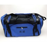 125EBE Martial Arts Bag with Mesh (Blue)