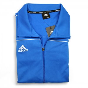 242JC Adidas Track Jacket (Blue & White)
