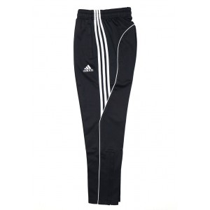 242PB adidas Track Pants (Black/White)