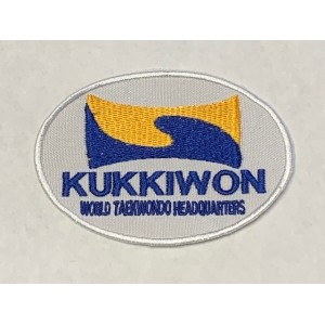 P1136B (Round Kukkiwon) Patch