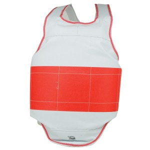 101B Reversible Chest Guard - Stripe