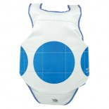101B-DS Reversible Chest Guard - Dot
