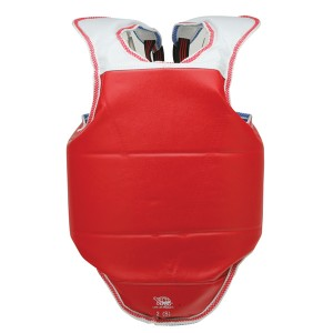 101E Tournament Reversible Chest Guard - Solid