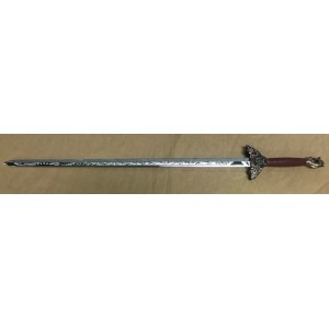 985R Chrome Plated TaiChi Sword