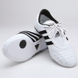 151 SM-II Shoes, White W/Black Stripe