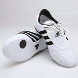 151 SM-II Shoes, White W/Black Stripe