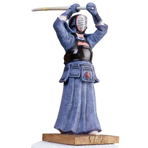 276 Kendo Figurine