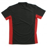 670BR Rash Guard (BK/Red)