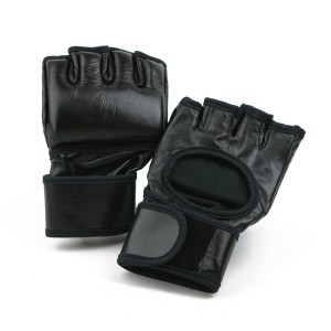 673A MMA Leather Fight Glove