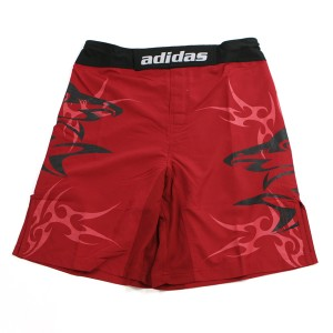 681D MMA Shorts, Shark Attack (FINAL SALE/NO RETURNS)