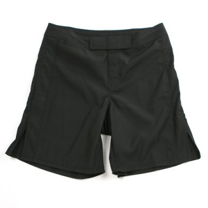 671A MMA Shorts, All Black