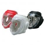 107D Head Gear w/Clear Mask