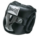 618 Boxing Headgear - Black