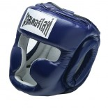 618 Boxing Headgear - Blue