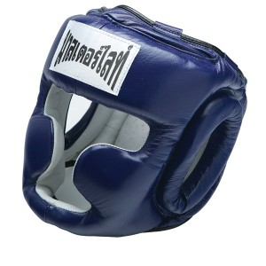 618 Boxing Headgear - Blue
