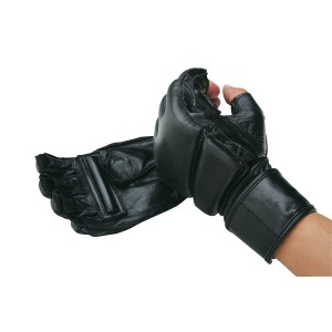 162B Leather Wrap Gloves without/Grip Bar