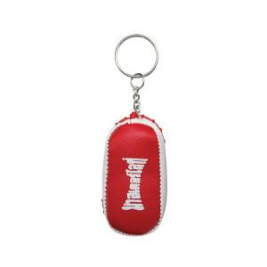 798 Key Chain, Kick Pad - Red