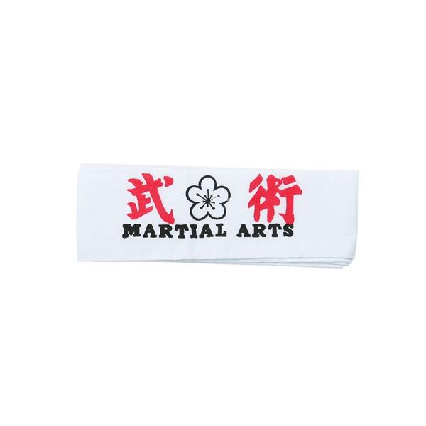 Karate kid headband symbol