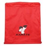 125J Backpacks, Karate Logo