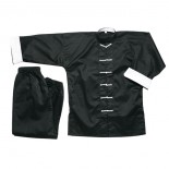 209B BLACK/WHITE K/F Uniform Set