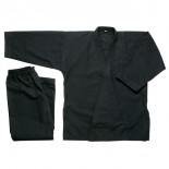 224 Karate - (10 oz) Medium Heavy, Black
