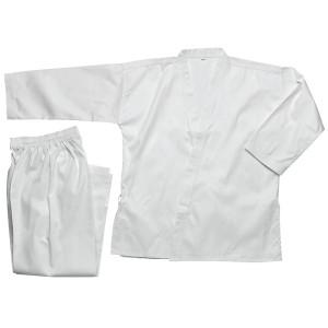 201 Karate - Student, White